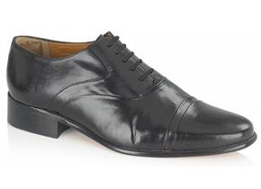 Rombah Wallace Shoes - Westminster Black