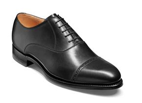 Barker Shoes - Burford Black