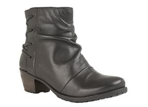 Lotus Boots - Fortune Black