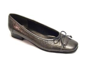 Riva Shoes - Pavia Pewter