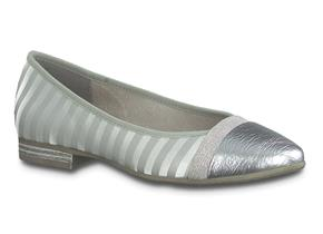Jana Shoes - 22165-24 Silver Multi