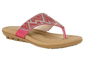 Lotus Sandals - Patti Fuchsia