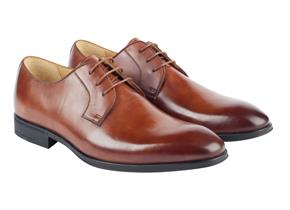 Steptronic Shoes - Faro Cognac