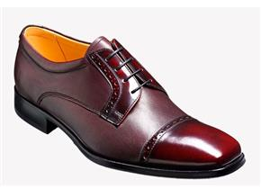 Barker Shoes - Anton Burgundy