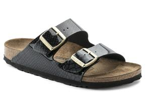 Birkenstock Sandals - Arizona Black Print