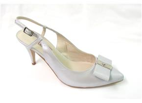 HB Shoes - Pamplona Silver