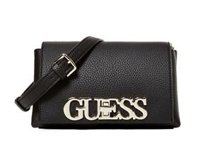 Guess Bags - Uptown Chic Mini Black