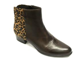 Canal Grande Boots - Betty Brown Leopard