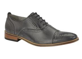 Pettits Shoes - Goor M516 Grey