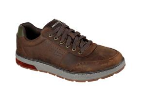 Skechers Shoes - Evenstone 210142 Dark Brown