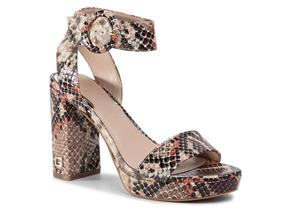 Guess Shoes - FL6YB2-PEL03 Multi Snake
