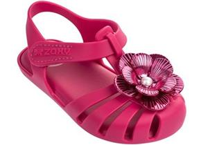 Zaxy Shoes - Baby Flower Pearl Pink