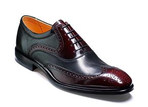 Barker Shoes - Bakewell Burgundy