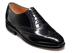 Barker Shoes - Albert Black