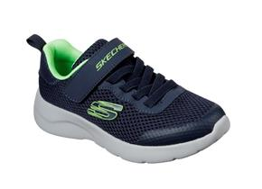 Skechers Shoes - Dynamite 2.0 97786L Navy Lime