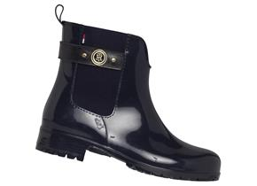 Tommy Hilfiger Boots - Oxley Navy Patent