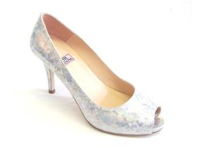 HB Shoes - Andante Silver