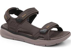 Skechers Sandals - 66067 Relone Brown