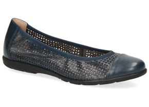 Caprice Shoes  - 22151-22 Navy