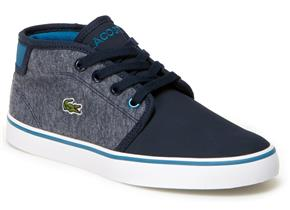 Lacoste Trainers - Ampthill 317 Navy