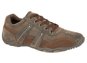 Pettits Shoes - Route 21 M176 Brown