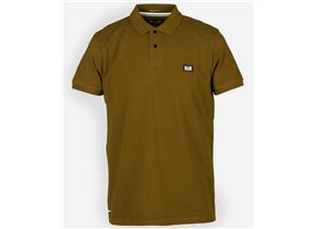 Weekend Offender Polo Shirt - Priestley Olive