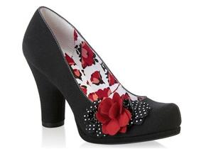Ruby Shoo - Eva Black Multi