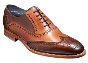 Barker Shoes - Valiant Teak/Ebony