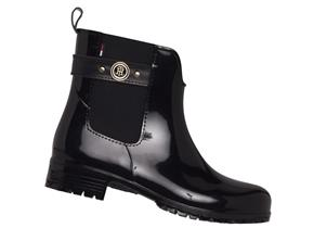 Tommy Hilfiger Boots - Oxley Black Patent