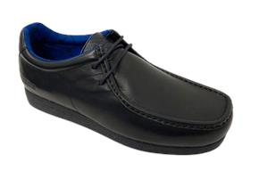 Deakins Shoes - Hackney Black