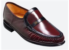 Barker Shoes - Jefferson Burgundy