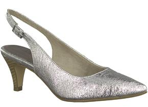 Tamaris Shoes - 29601-20 Silver Crackle