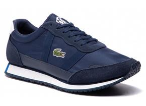 Lacoste Trainers - Partner 119 Navy