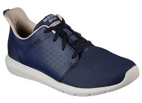 Skechers Shoes - 52390 Foreflex Navy