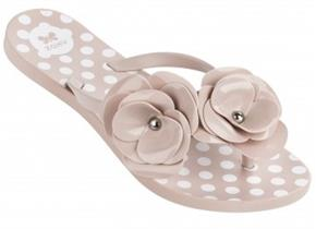 Zaxy Sandals - Fresh Bloom Nude