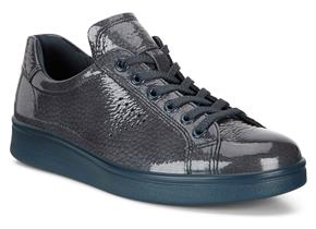 Ecco Shoes - Soft 4.0 218033 Navy Patent