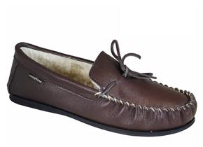 Goodyear Slippers - Stockholm Brown