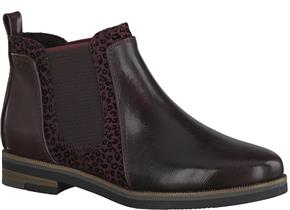 Marco Tozzi Boots - 25055-21 Burgundy