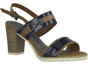Marco Tozzi Sandals - 28704-20 Navy