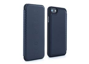 Ted Baker iPhone Case - Burgs Navy