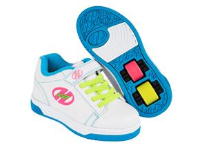 Heelys Shoes - Dual Up White Multi