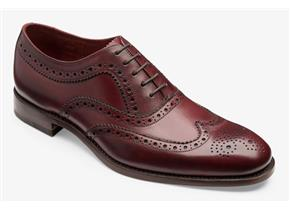 Loake Shoes - Fearnley Burgundy