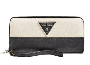 Guess Purses - Aretha Stone/Black