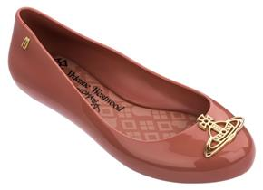 Vivienne Westwood + Melissa Shoes - Space Love 23 Tuscany Pink
