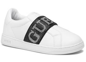 Guess Trainers - FL8COR-CGA12 White
