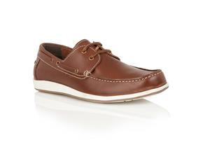 Lotus Shoes - Exmouth Brown