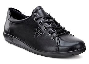 Ecco Shoes - Soft 2.0 206503 Black Leather