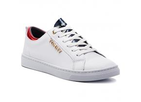 Tommy Hilfiger Sneakers - Tommy City Sneaker White