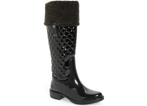 Posh Wellies - Kyanite Black