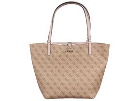 Guess Bags - Alby Toggle Tote Brown
